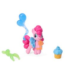 My Little Pony Pinkie Pie Figure Pink - Height 4 cm