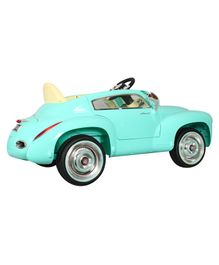 HLX-NMC Battery Operated Classic Super Car With Remote Control - Blue