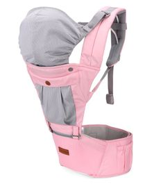 1st Step 5 in 1 Hip Seat Carrier - Pink