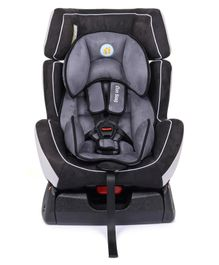 1st Step Convertible Car Seat With 5 Point Safety Harness - Grey