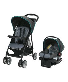 Graco LiteRider Travel System - Black