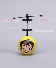 Chhota Bheem Infrared Mini Flyer - Yellow