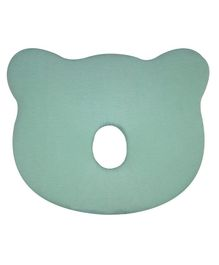 Abracadabra Baby Memory Foam Neck Pillow - Green