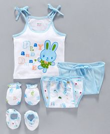OHMS Clothing Gift Set Blue - Pack of 5