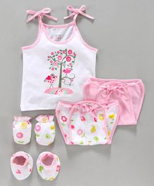 Ohms Clothing Gift Set Pink - Pack of 5