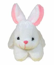Deals India Bunny Stuff Toy White - Height 26 cm