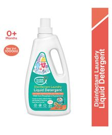 Buddsbuddy Disinfectant Laundry Liquid Detergent -  1000 ml