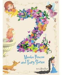 Buttercup Publishing UK 2 Minutes Princess And Fairy Story Book by Hilary Roper  - English