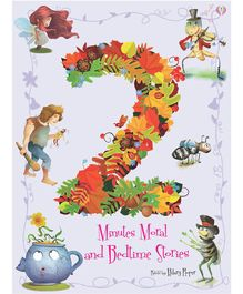 Buttercup Publishing UK 2 Minutes Moral And Bedtime Story Book by Hilary Roper - English