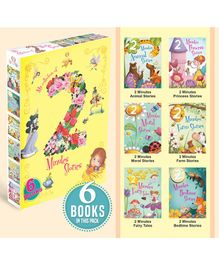Buttercup Publishing UK My Collection of 2 Minutes Story Book by Hilary Roper - English