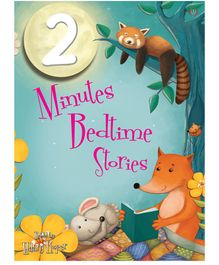 Buttercup Publishing UK 2 Minutes Bedtime Story Book by Hilary Roper - English