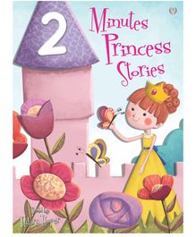 Buttercup Publishing UK 2 Minutes Princess Story Book by Hilary Roper - English