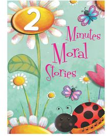 Buttercup Publishing UK 2 Minutes Moral Story Book by Hilary Roper