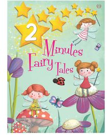 Buttercup Publishing UK 2 Minutes Fairy Tales Story Book by Hilary Roper - English