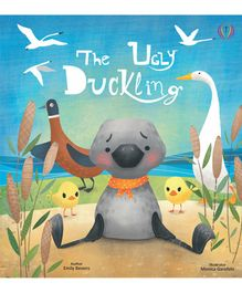Buttercup Publishing The Ugly Duckling Bedtime Story Book - English
