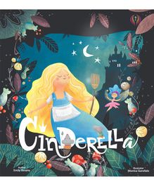 Buttercup Publishing Cinderella Bedtime Story Book - English
