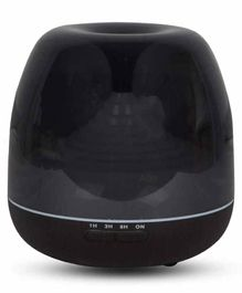 Allin Exporters 306-BW Ultrasonic Humidifier & Diffuser Black - 500 ml