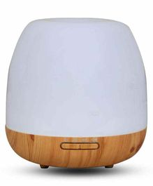 Allin Exporters 306-LW Ultrasonic Humidifier & Diffuser White - 500 ml