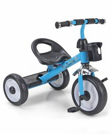 Sturdy & Comfortable Tricycle for Kids - Blue