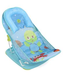 Mee Mee Anti Skid Compact Baby Bather - (Colour May Vary)