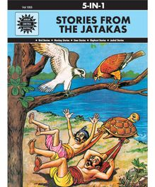 Amar Chitra Katha Stories From The Jatakas By Anant Pai - English