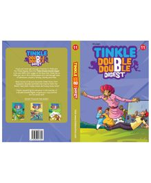 Tinkle Double Double Digest No.11 by Rajani Thindiat - English