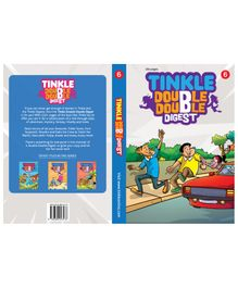 Tinkle Double Double Digest No.6 by Rajani Thindiat - English