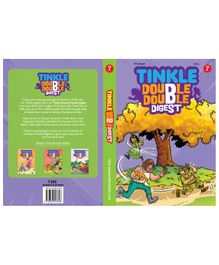 Tinkle Double Double Digest No .7 by Anant Pai - English