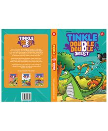 Tinkle Double Double Digest No .8 by Anant Pai - English