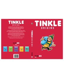 Tinkle Origins 1981 Volume 2 - English