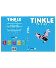 Tinkle Origins 1980-81 Volume 1 - English