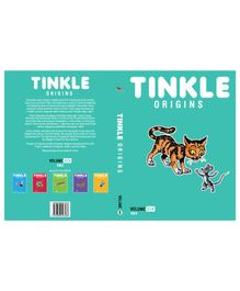 Tinkle Origins 1983 Volume 6 - English