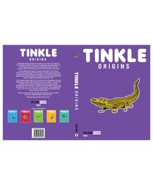 Tinkle Origins 1982 Volume 4 - English