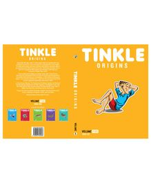 Tinkle Origins 1983 Volume 5 - English