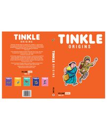 Tinkle Origins 1983-84 Volume 9 - English