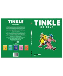 Tinkle Origins 1984 Volume 10 - English