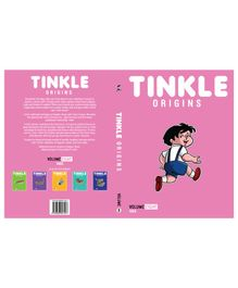 Tinkle Origins 1983 Volume 8 - English