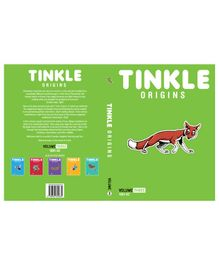 Tinkle Origins 1981-82 Volume 3 - English
