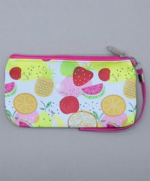TMW Kids Fruit Print Pouch - Multi Colour