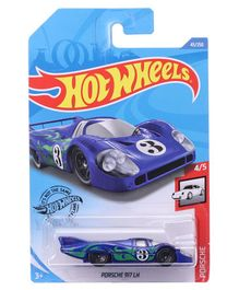 Hot Wheels Die Cast Free Wheel Porsche Car - (Color & Shape May Vary)