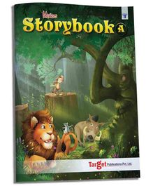 Target Publications Blossom Story Book A - English
