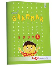Target Publication Grammar and Composition Book - English