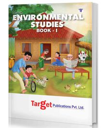 Target Publication Blossom Environmental Studies Book 1 - English