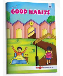 Target Publication Good Habits Book - English