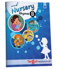 Target Publications Nurture English Popular Nursery Rhymes Book Part B - English