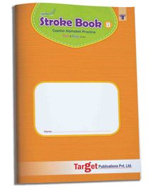 Target Publications Nurture Pattern Writing and Stroke Book Part B - English