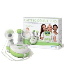 Ardo Calypso Double Plus Breast Pump - Green