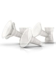 Ardo Medical Breast Pump Flanges Breast Shells 26 mm - White