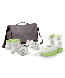 Ardo Calypso-to-go Double Electric Breast Pump - Green