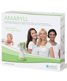 Ardo Medical Amaryll Essentials Manual Breast Pump - Green